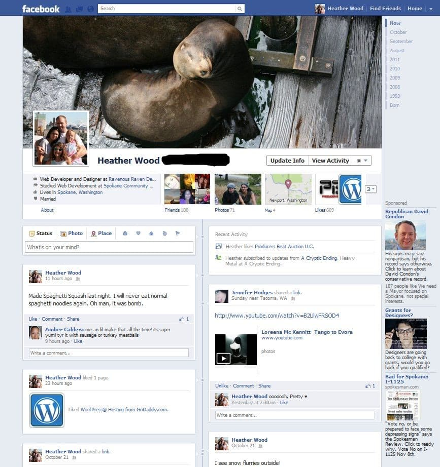 Facebook Timeline | Enable Your Timeline Now in 10 Easy Steps