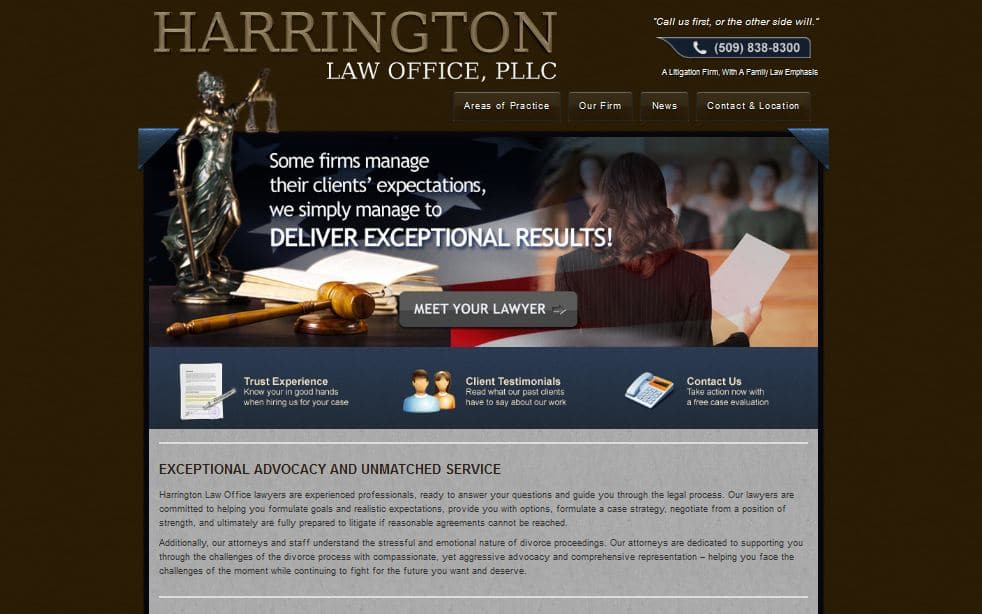 Harrington Law Office, PLLC