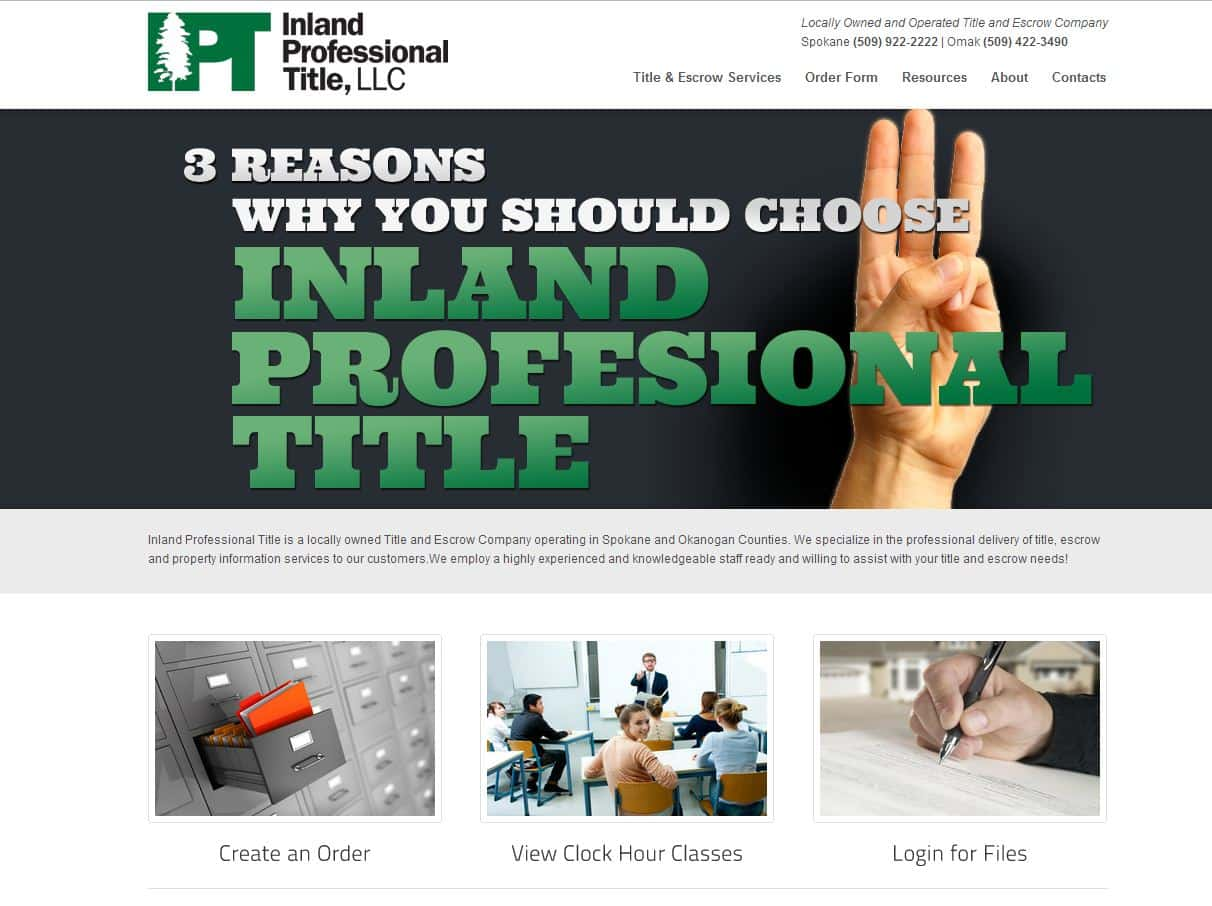 Inland Professional Title, LLC