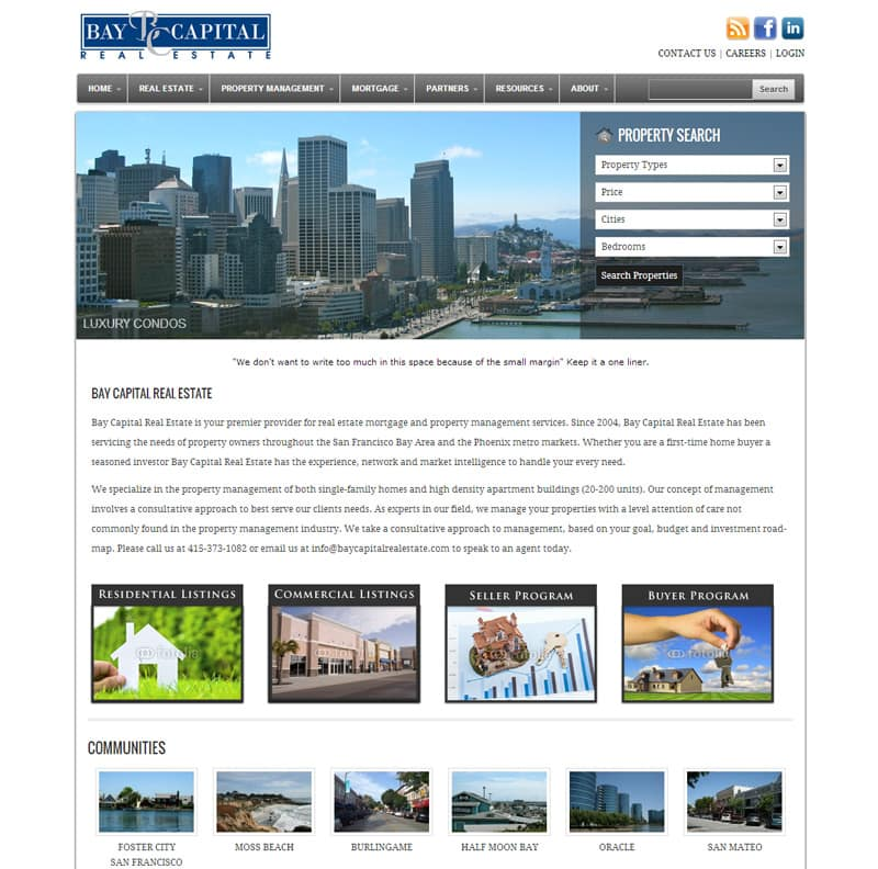 Bay Capital Real Estate