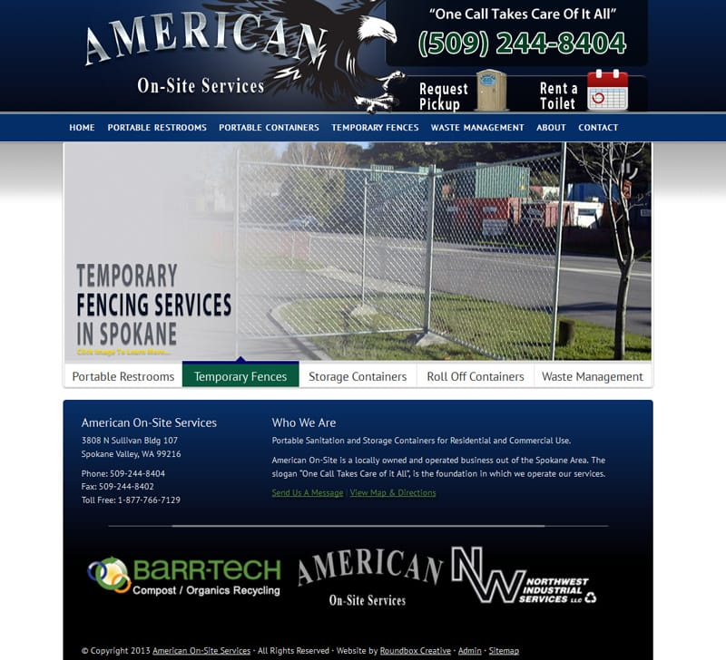 American On-Site Services