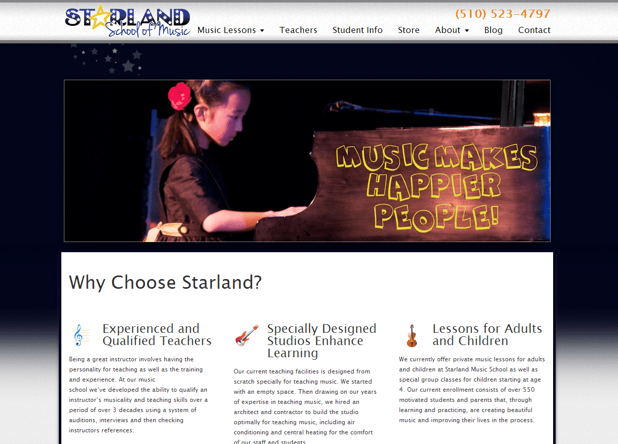 Starland School Of Music