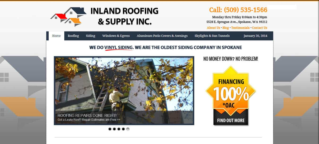 Inland Roofing