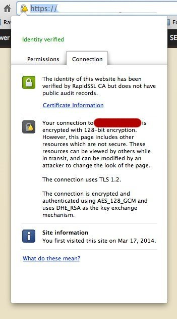 How to Use SSL Properly and Avoid the Yellow Lock Symbol