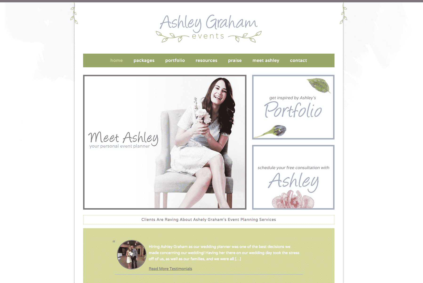 Ashley Graham Events