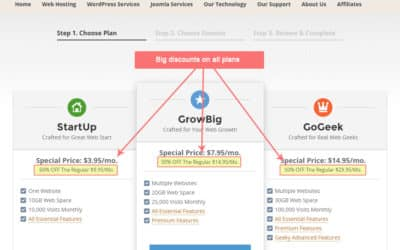 Siteground hosting review by a freelance web designer