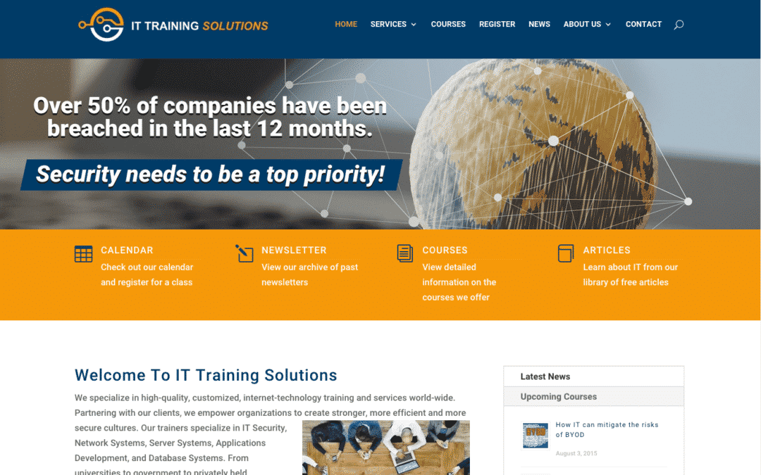 IT Training Solutions
