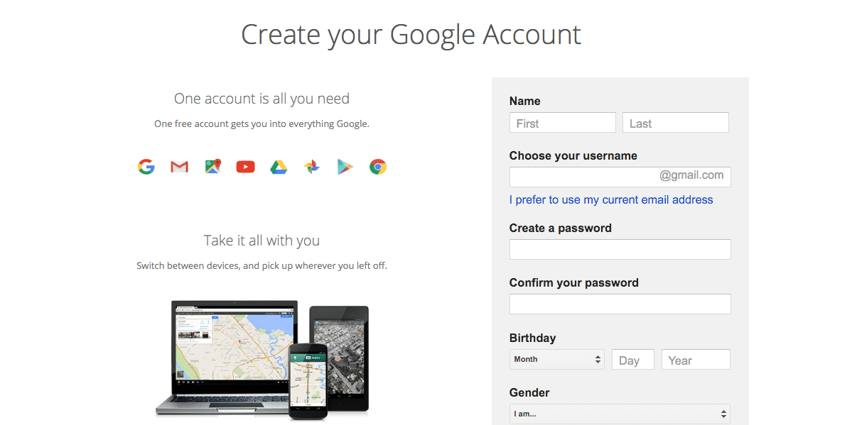 Complete Guide How To Properly Create Your Google Business Accounts