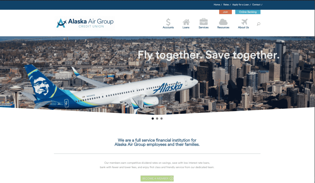 Alaska Air Group Credit Union