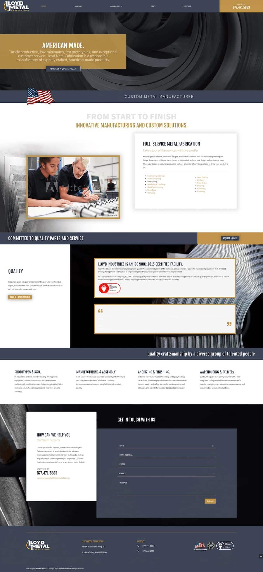 My Web Design Portfolio 2