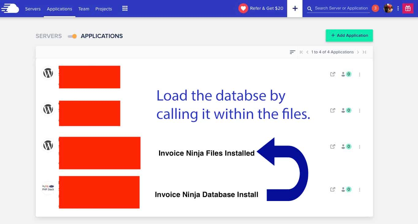 How To Migrate Invoice Ninja From One Hosting Server To Another 1